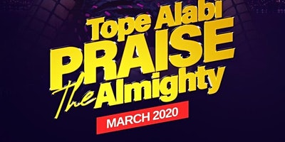 Tope Alabi : Praise The Almighty Concert - Glasgow