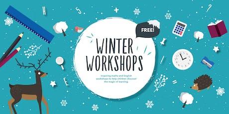 Winter Wonderland (ages 8-11) - Explore Learning Winter Workshop tickets