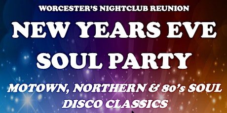 NEW YEAR'S EVE SOUL PARTY tickets