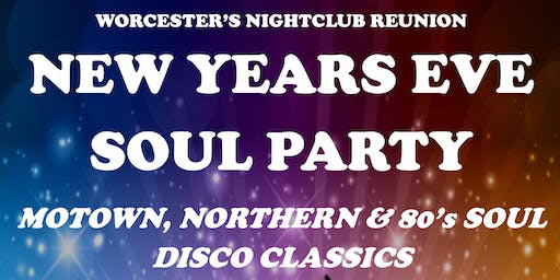 NEW YEAR'S EVE SOUL PARTY