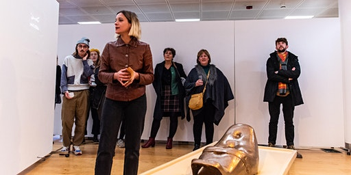 Tour | Harlow Sculpture Town | with Sculpture Town Artist In Residence