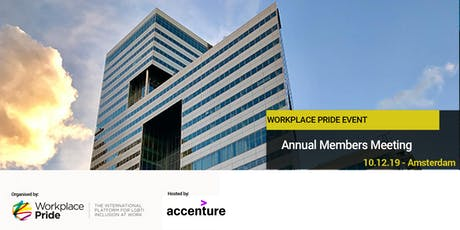 WORKPLACE PRIDE ANNUAL MEMBERS MEETING HOSTED BY ACCENTURE tickets