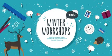 Word Problems (ages 8-11) - Explore Learning Winter Workshop tickets