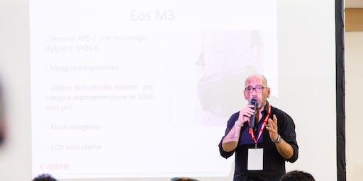 Canon Day: impostazioni di EOS R, RP, Mirrorless EOS M e Reflex