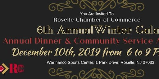 6th Annual Community Service  and Award Dinner