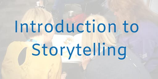 Training: Introduction to Storytelling