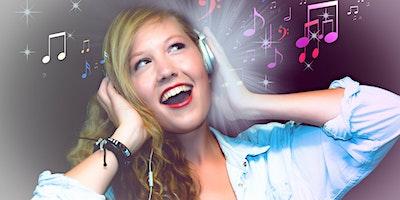 Singe wie ein Pop-Star! Online Workshop