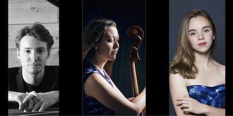 Season Finale: Chamber Symphonies tickets