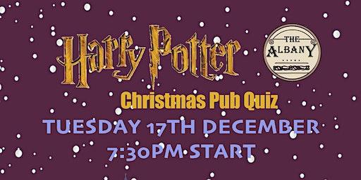 Harry Potter Christmas Pub Quiz