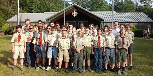 Boy Scout Troop 417 Fall Fun Recruitment Event