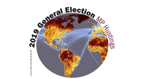 2019 General Election MP Hustings - Reading