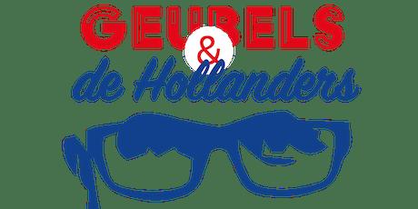 TV Opname 'Geubels & De Hollanders' - 21 januari 2020 tickets