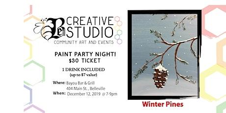 Be Creative Studios-Winter Pines tickets