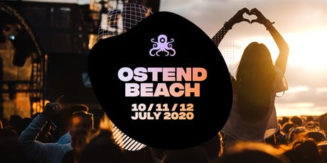 Ostend Beach 2020 tickets