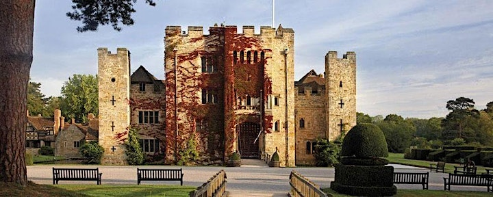 Taste of Design 2021 Roadshow - Hever Castle, Kent image