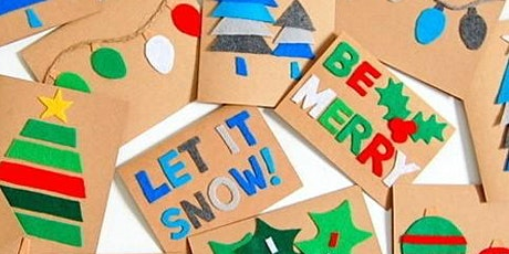 Get creative for Christmas tickets