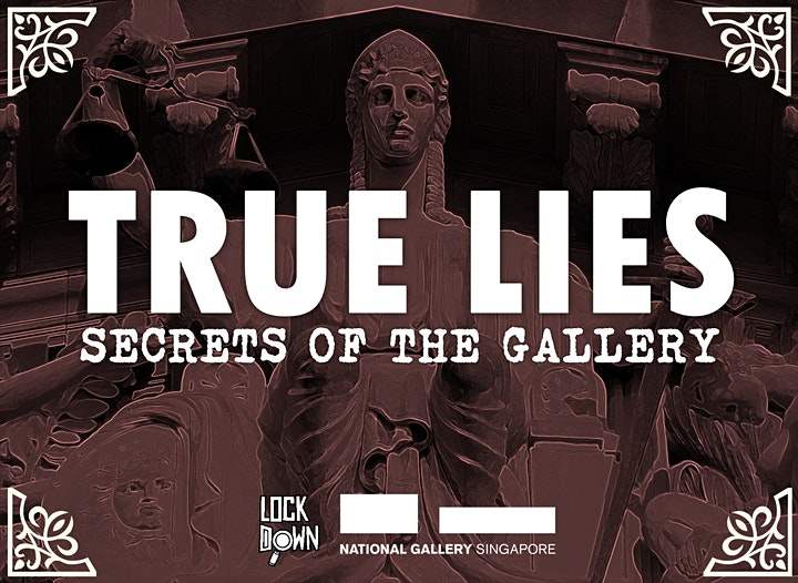 True Lies: Secrets of the Gallery image
