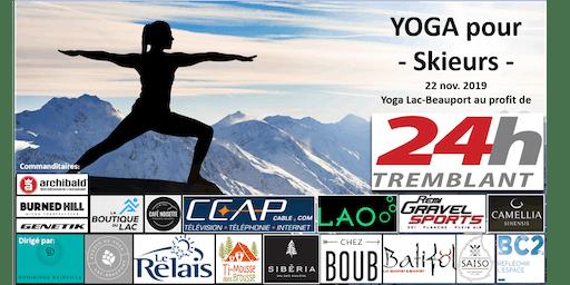 Yoga pour Skieur 24H Tremblant