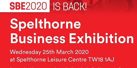 Spelthorne Business Expo 2020 tickets