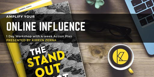 Amplify Your Influence Event in Sydney