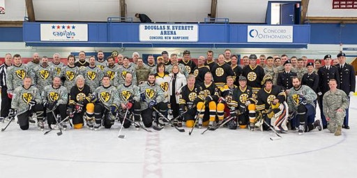 Boston Bruins Alumni Benefit Game 2020