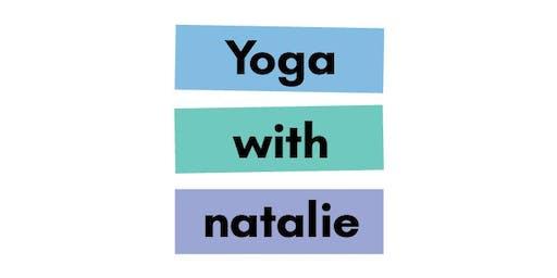 Hatha Yoga | Natalie