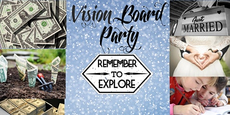 Manifesting Homeownership w/ Vision Boards! tickets