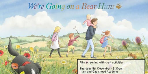 Family Film Club - We're Going On A Bear Hunt