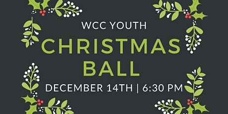 WCC Youth Christmas Ball tickets