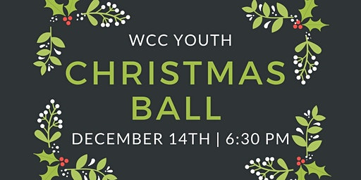 WCC Youth Christmas Ball