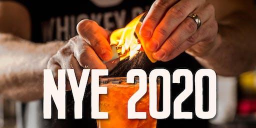 NYE 2020 at Whiskey Bear