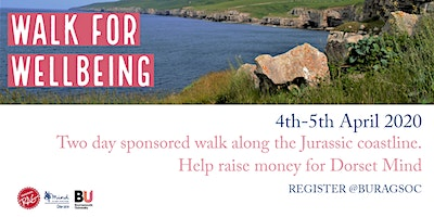 Walk for Wellbeing Staff Tickets