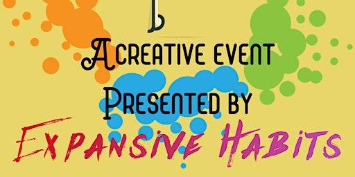 Expansive Habits Puff & Paint