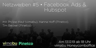 vimabu Netzwerben #5 Facebook Ads & Hubspot