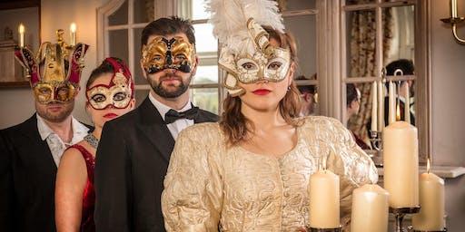 Murder Myster Masquerade Ball