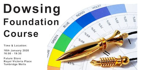 Dowsing Foundation Course tickets