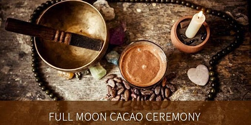 Full Moon Cacao Ceremony