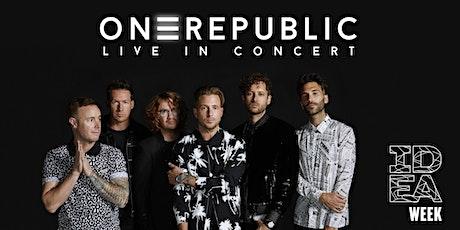OneRepublic tickets
