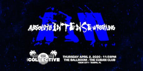 """Absolute Intense Wrestling Presents """"Thunder In Paradise"""" tickets"""