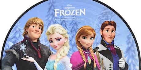 Frozen on Broadway tickets