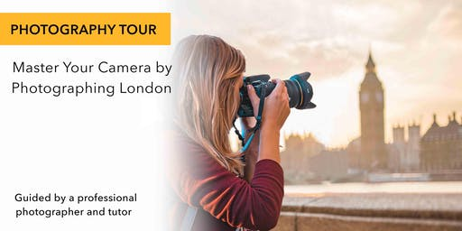 Photography City Tour in London