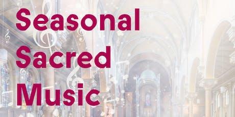 Seasonal Sacred Music with TU Dublin Choral Society tickets