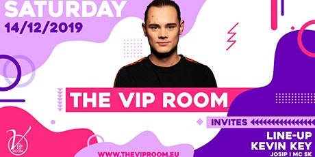 The VIP Room invites: Kevin Key 14-12 tickets