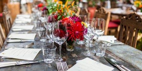 """Wine Lunch: """"The Organic Wines of Tenuta di Ghizzano, Tuscany"""" tickets"""
