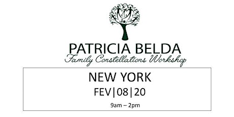 NEW YORK Family Constellations Workshop by Patricia Belda tickets