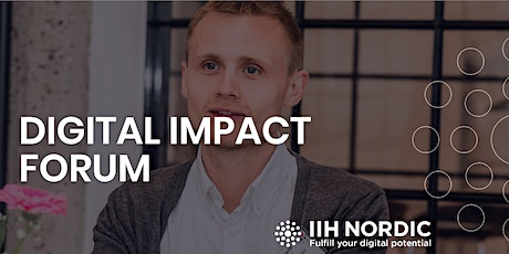 Digital Impact Forum #7 April 30 2020 tickets