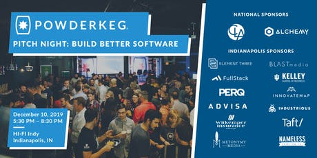 Pitch Night: Build Better Software tickets