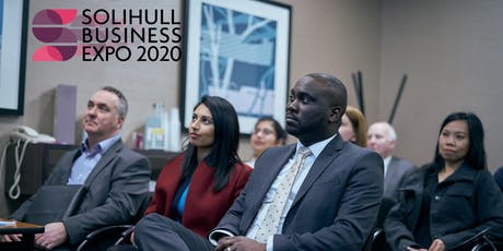 Solihull Business Expo 2020 tickets