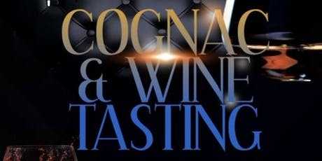 Gamma Nu Sigma's 5th Annual  Cognac and Wine Tasting tickets