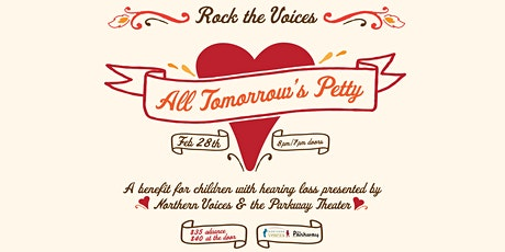 ROCK THE VOICES featuring ALL TOMORROW'S PETTY tickets